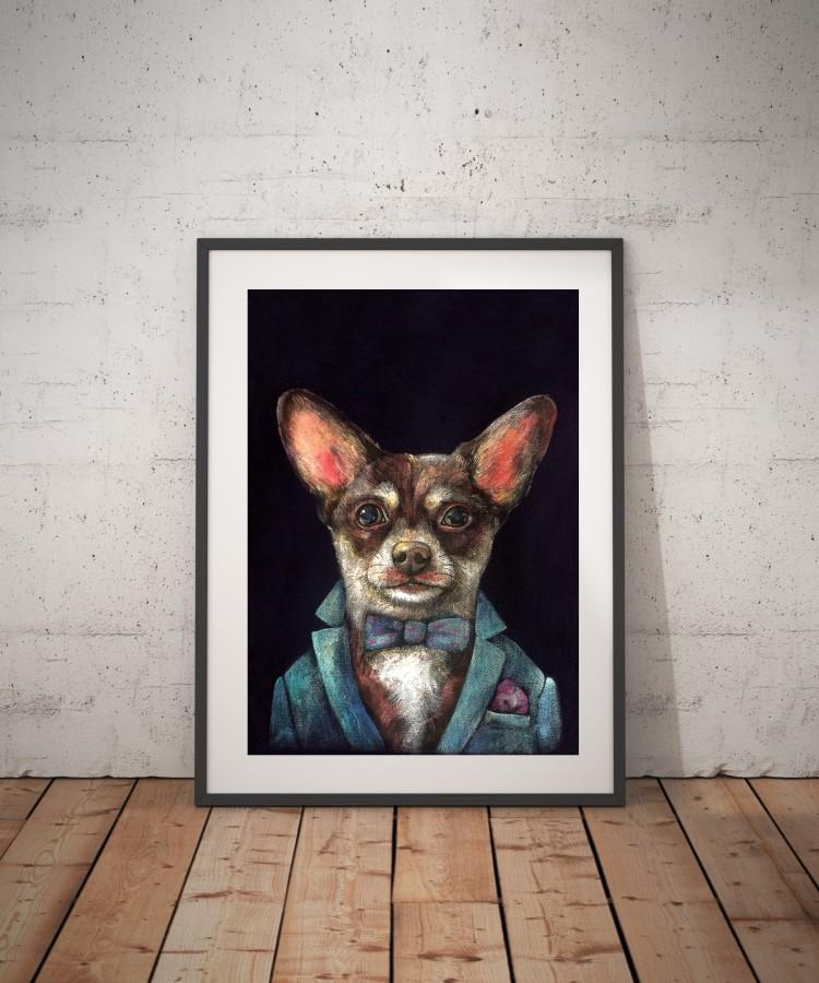 Poster: DOG GORDIS