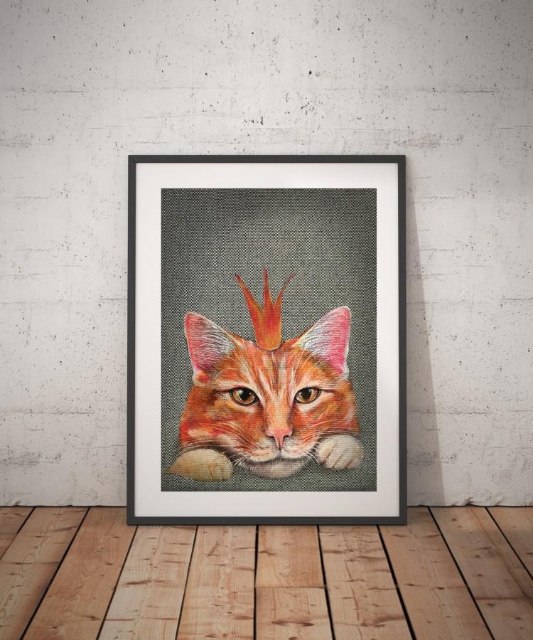 Poster: CAT SIMBA