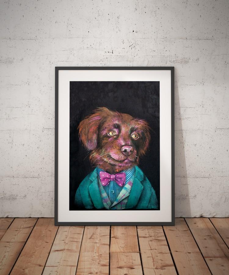 Poster: DOG GRIKIS